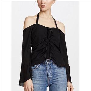 Cinq a sept Lorne blouse